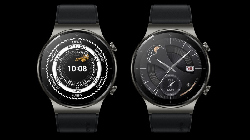 Huawei Watch GT2 Pro Moonphase Collection