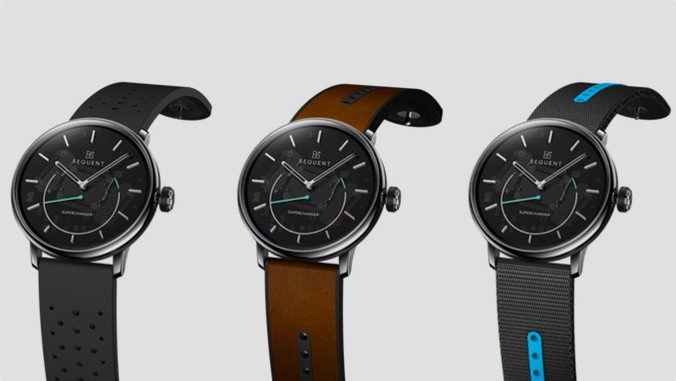 Your next smartwatch could charge itself through body movements