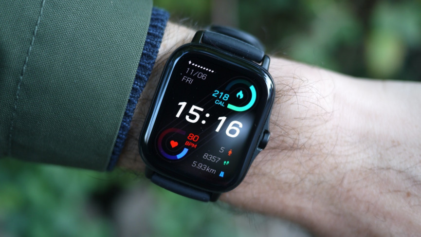 Amazfit Gts 2 V Fitbit Versa 3 Fitness Watches Compared