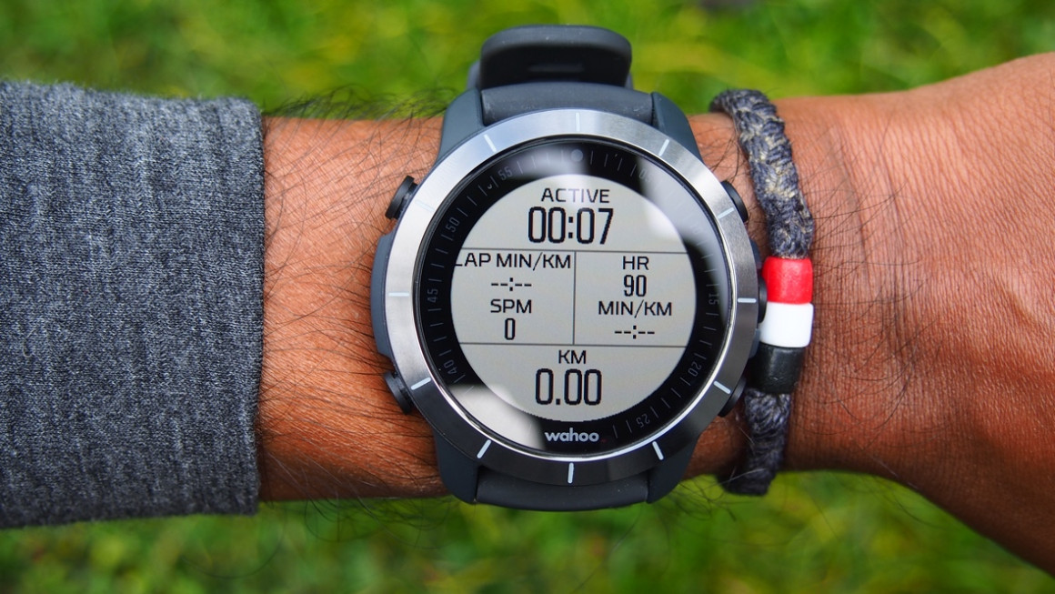 Wahoo Elemnt Rival Sports and fitness tracking features
