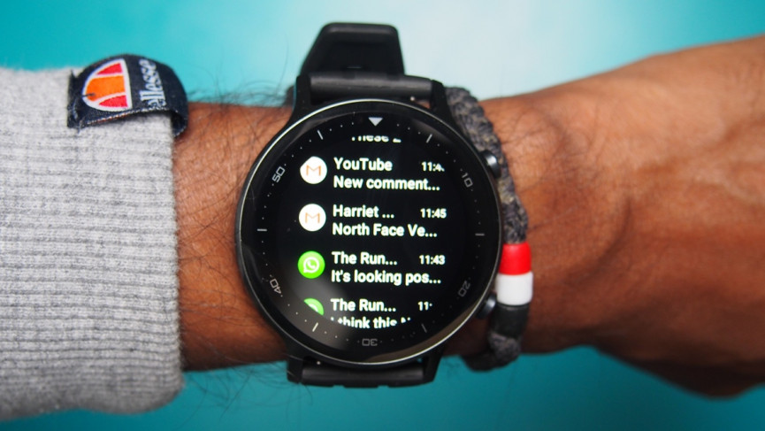 Realme Watch S notifications