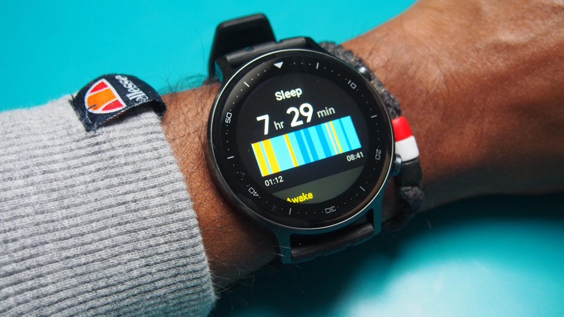 Realme Watch S Fitness and sports tracking