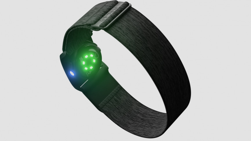 Polar launches Verity Sense – an optical HR strap you can wear (nearly) anywhere