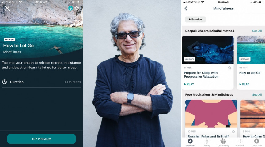 Fitbit launches new Mindfulness partnership