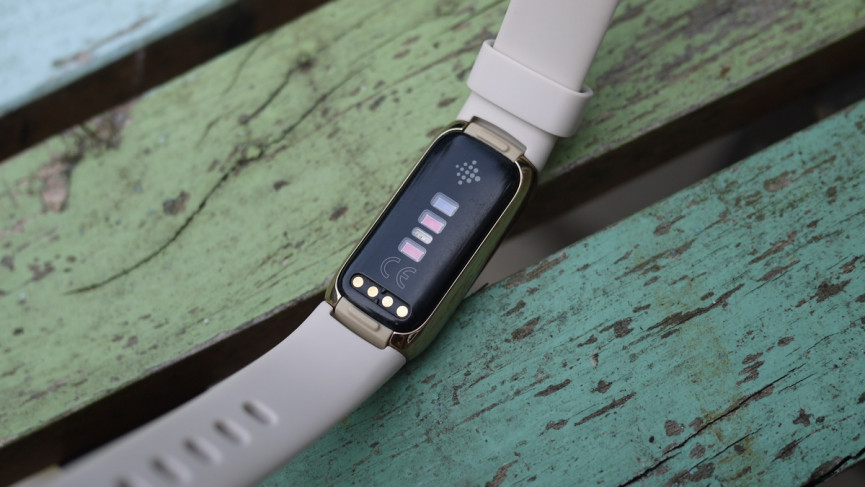 Fitbit Luxe: Health monitoring
