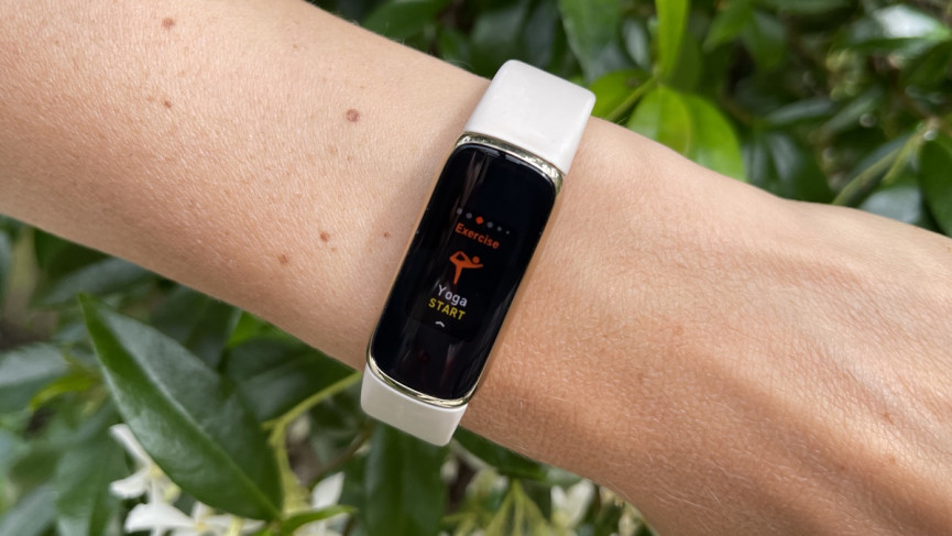 Fitbit Luxe: Sports tracking